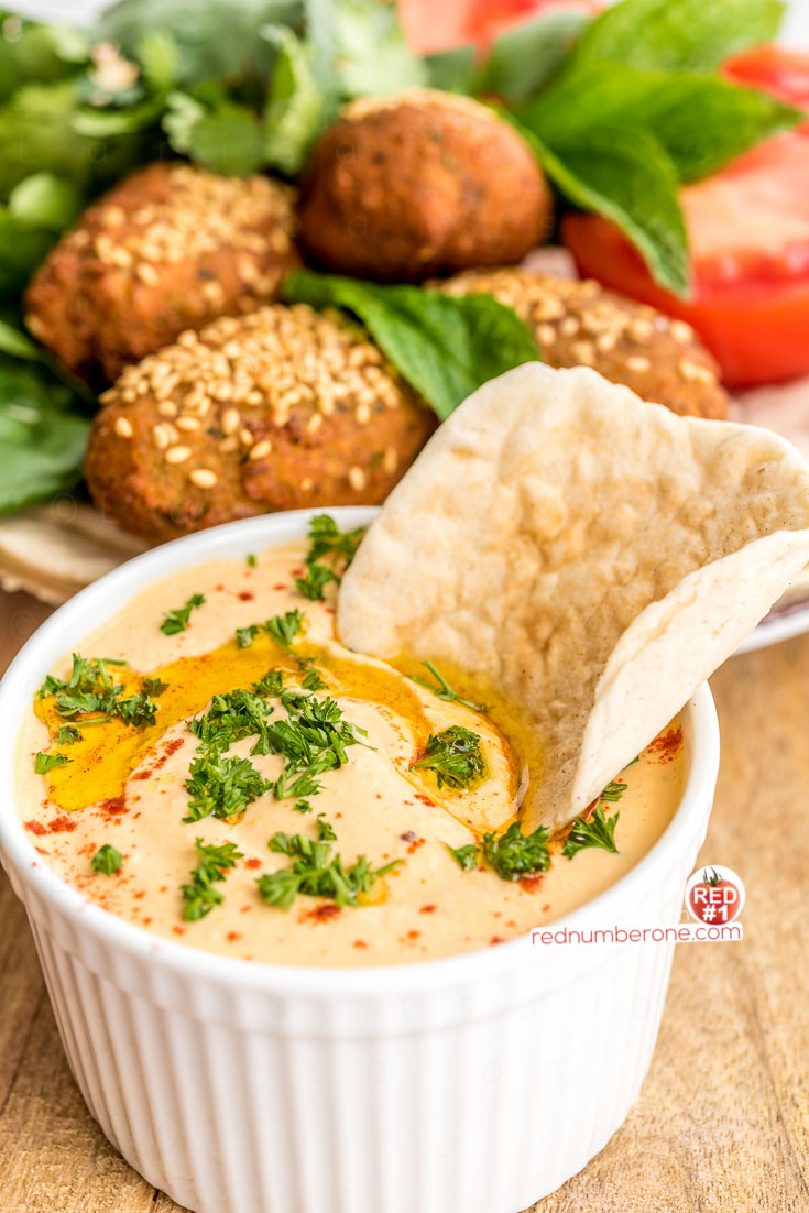 Hummus – Traditional Recipe